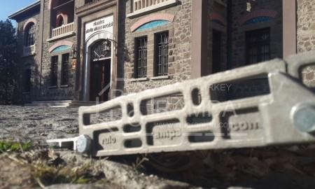 Rulo Rampa Engelli Rampası Cumhuriyet Müzesi