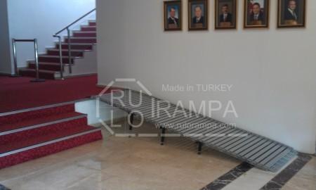 Rulo Rampa Engelli Rampası Avrupa Birliği Bakanlığı